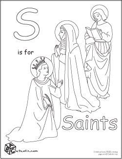 catholic abc coloring pages pinterest the world s catalog of ideas