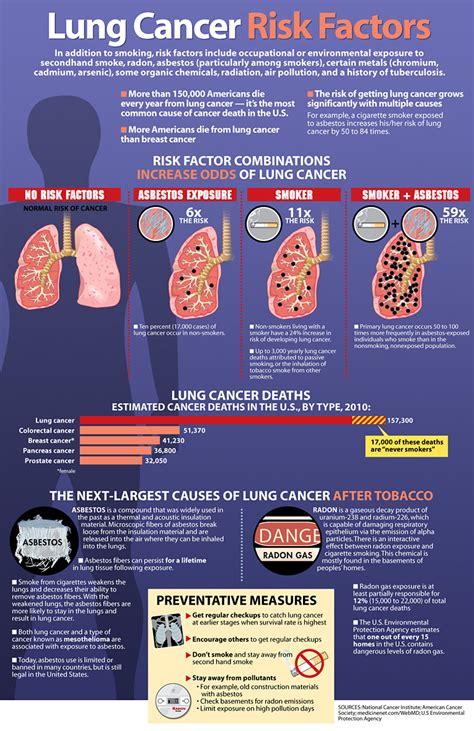 cancer graph infographics graphs net risk factors of lung cancer infographics graphs net
