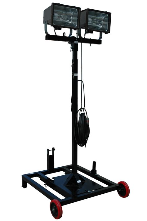 hyper tough portable area light larson electronics releases portable work area light tower