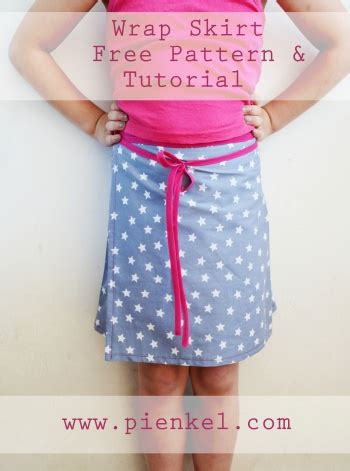 Rok And Bab Stitching Woven Skirt wrap skirt free pattern by nienke pienkel project sewing skirts baby kollabora