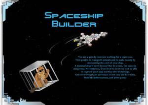 web tuto for spaceship builder is online ludum dare