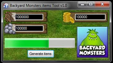 Backyard Monster Hack Facebook Game Hacks Amp Cheats Backyard Monsters Cheats
