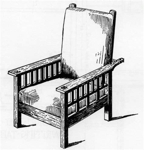 stickley morris chair plans morris chair plans morris chair plans to