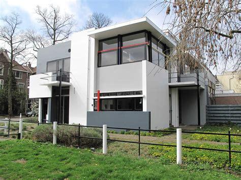 Prairie Style Home by Rietveld Schr 246 Der House Paramount Styles
