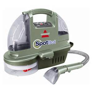 Bissell spotbot handsfree compact deep cleaner 1200r refurbished at
