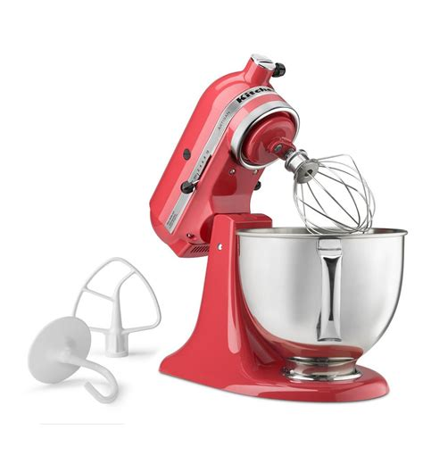 KitchenAid Watermelon 5 Quart Artisan Series Stand Mixer