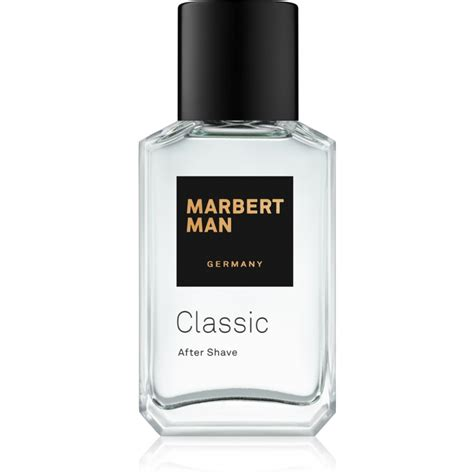 best classic aftershave marbert classic after shave lotion for 50 ml