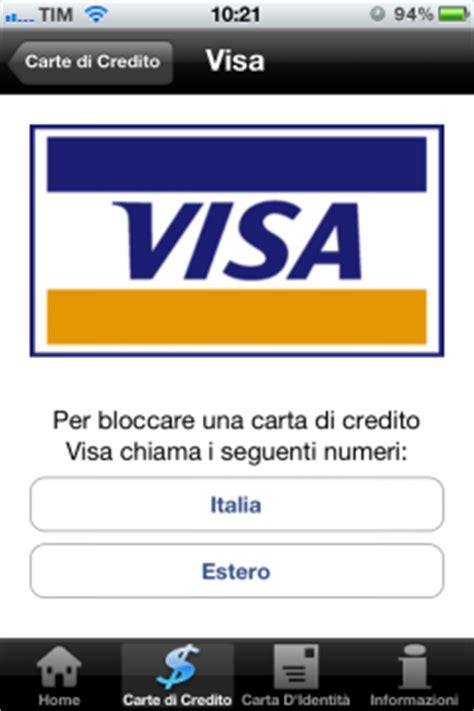 La Banca Pu簷 Bloccare La Carta Di Credito by Iperso L Applicazione Che Ci Aiuta A Bloccare Le Nostre