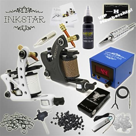 inkstar tattoo kit kit inkstar maker d kit radiant colors black ink