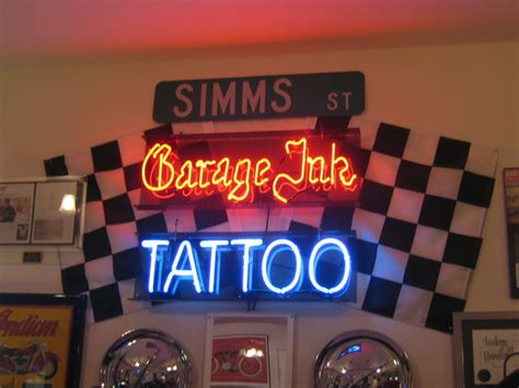 tattoo garage dj eternal e garage ink studio