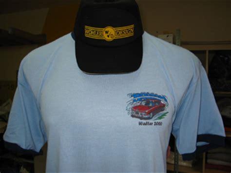 Mini T Shirt F R Autoscheibe by W 246 Hler Design Kfz Beschriftungen Textilbeflockungen