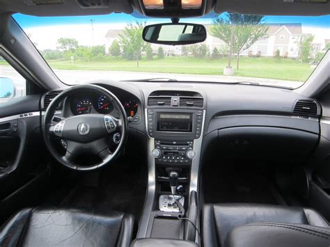 acura tl 2005 interior features explained 2016