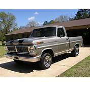 Find Used 1970 FORD F100 SWB PICKUP TRUCK In Camden