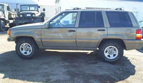 1995 jeep grand limited 1995 jeep grand limited at alpine motors