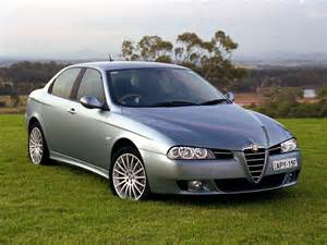 Alfa Romeo 156 2003 2003 Alfa Romeo 156 Photos Informations Articles