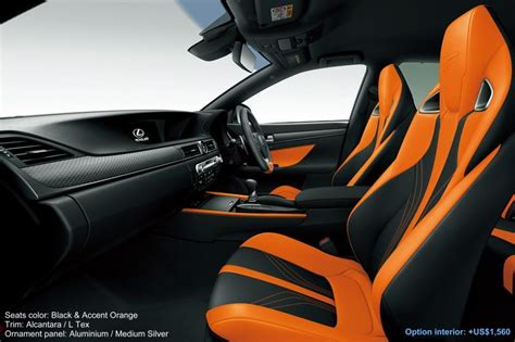 Auto Interior Colors by New Lexus Gs F Photo Image Gsf Picture