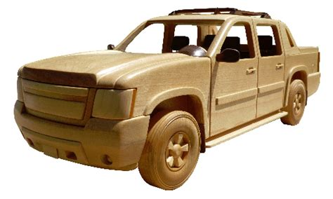 Wooden Skrew Truck the avalanche wooden truck pattern 19 quot