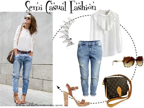 Semi Casual by Dressing Semi Casual For Confessions Of A