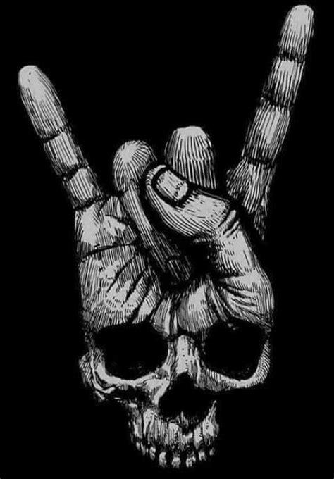 imagenes seres oscuros viva el rock calaveras y seres oscuros pinterest