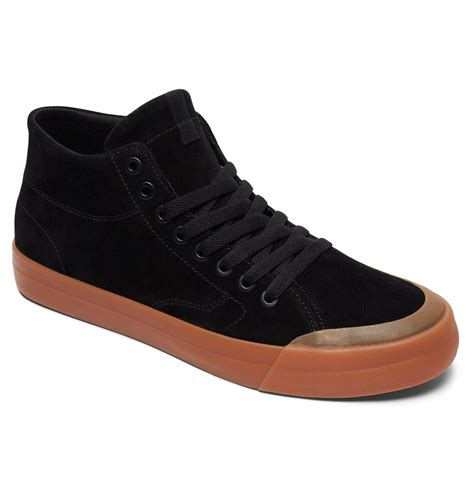 Dc Mens Evan Smith Hi Shoe s evan smith hi zero high top shoes adys300423 dc shoes
