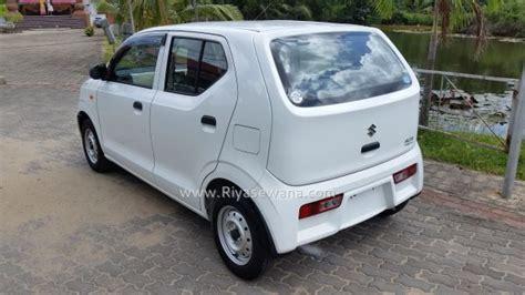 Suzuki Japan New Suzuki Alto Japan 2015 Petrol Negotiable Sri Lanka