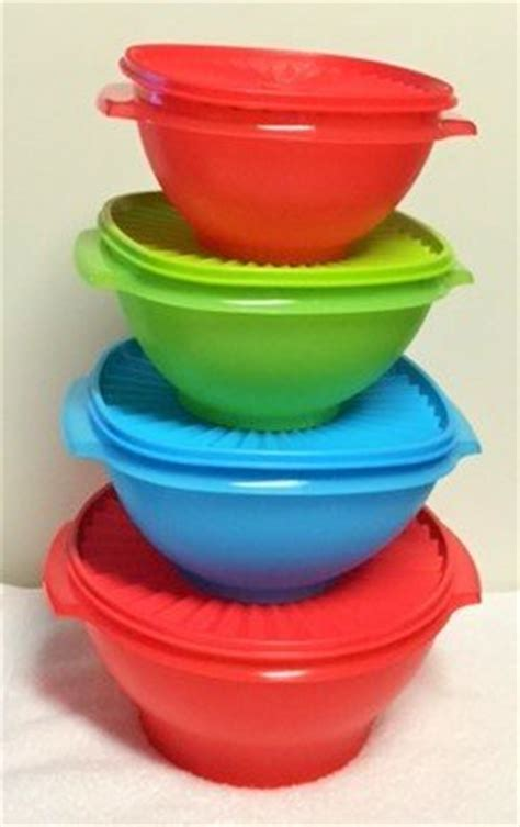 Tuperware Guava New Shelf Saver Promo tupperware servalier 4 pc nesting bowl set raspberry blue green guava food beverages