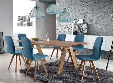 moderne stuehle esszimmer schalenstuhl stuhl esszimmer modern blau eiche massiv