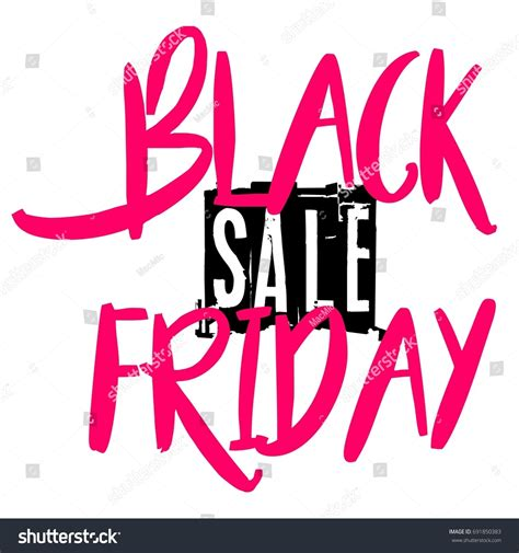 Handcrafted Modern - handcrafted modern black friday sale vector stock vector
