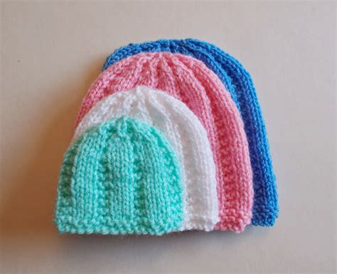 premature baby hats knitting patterns marianna s lazy days it s all about