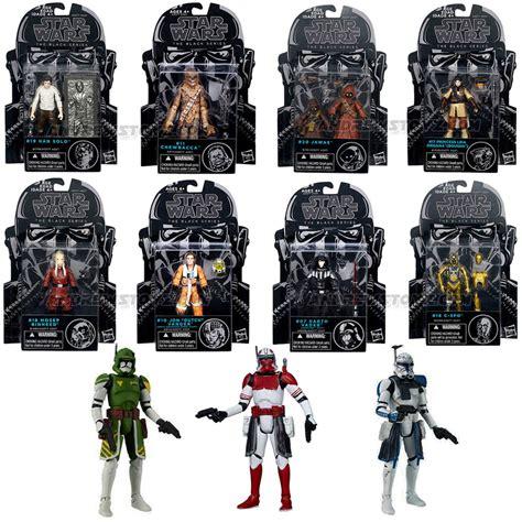 Special Produk Figure Seri D jual wars the black series 3 75 inch clone commander figu kardus lipat shop