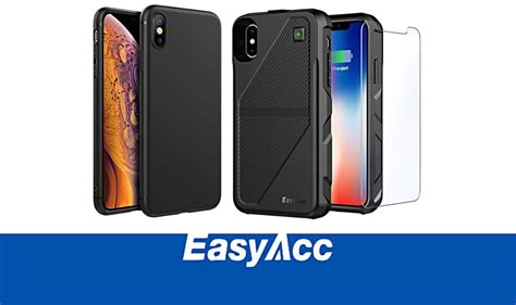 easyacc deals iphone xs max cases for 6 iphone xs battery for 37 10000mah power bank