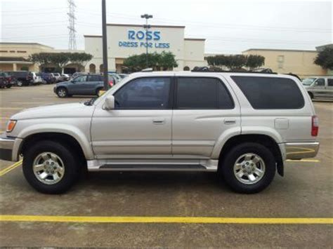 Sale Pedro Original Limited Only 1 sell used 2000 toyota 4runner sr5 sport utility 4 door 3