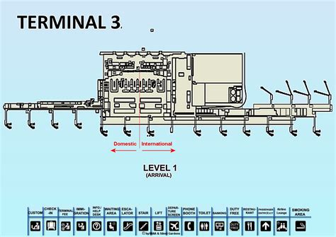 naia terminal 1 floor plan manila airport map