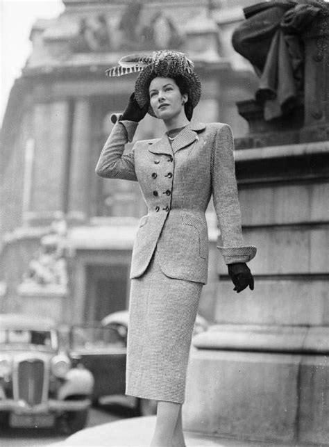 40er Jahre by Mode Der 40er Jahre Bilder M 228 Dchen De