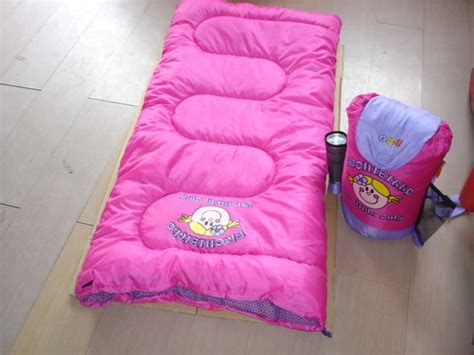 use sleeping bags for and make them feel comfortable