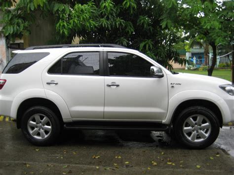 toyota jeep 2009 jemayku 2009 toyota fortuner specs photos modification