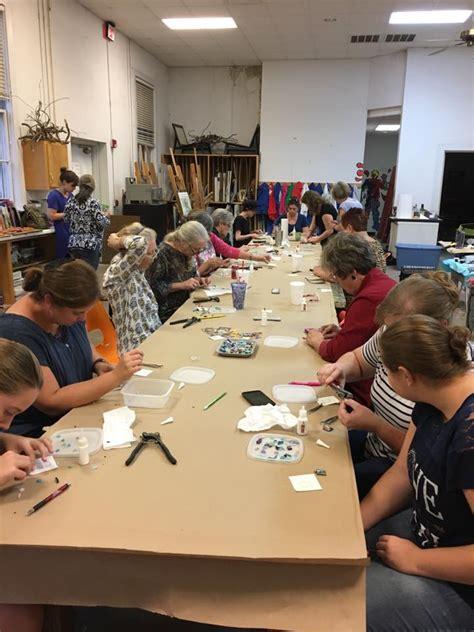 jewelry workshops workshops rainbow mosaics