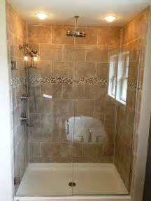 bathroom shower idea best 25 stand up showers ideas on master