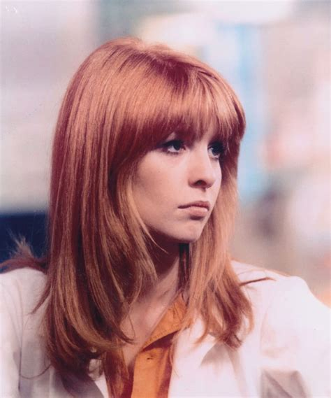 british red haired singer singer actress redhead red picture of jane asher