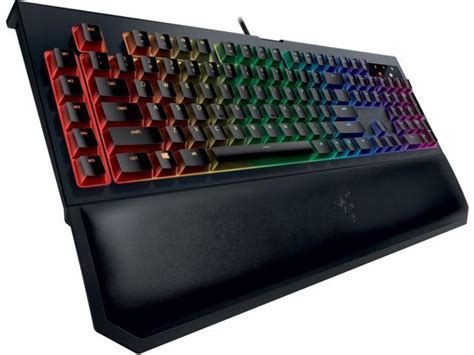 Razer Blackwidow Chroma Keyboard Gaming razer blackwidow chroma v2 rgb mechanical gaming