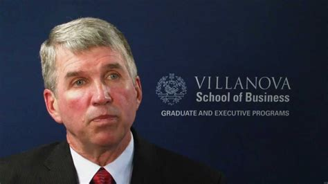 Tuiton Cost For Villanova Mba by Villanova Mba Q A With Professor Tim Monahan 2