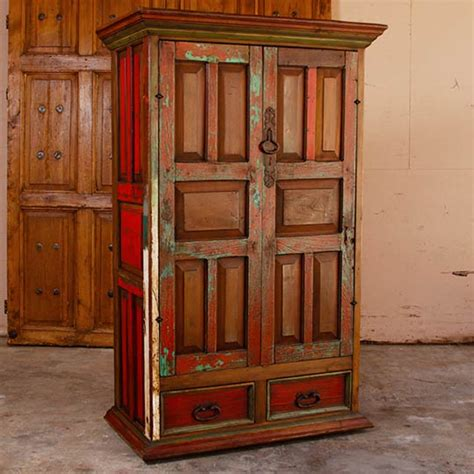 mexican armoire media enclosures and armoires casa mexicana imports