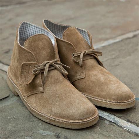 clarks desert boot mens oakwood desert boots by clarks s gear