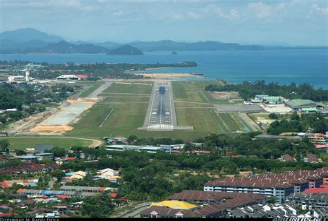 kota kinabalu international wbkk airport information location and details