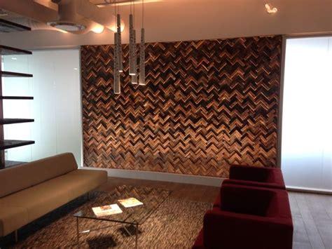 wood wall tiles ideas  pinterest