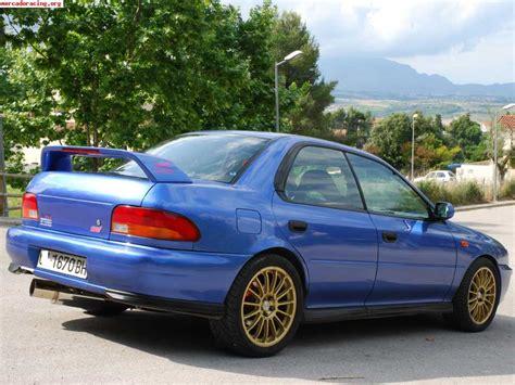 Subaru Impreza Turbo by Subaru Impreza Gt Turbo 211hp 98 9000 Venta De