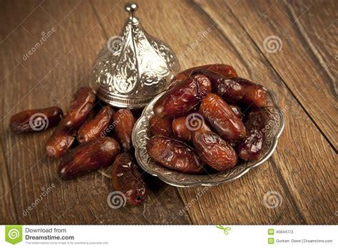 Kurma Dates dried date palm fruits or kurma ramadan ramazan food