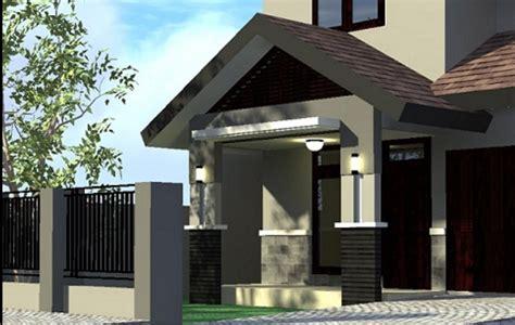 sitemap model desain rumah minimalis modern sederhana