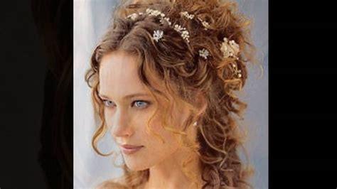 Hochzeit Frisuren Mittellange Haare by Unten Hochzeit Frisuren F 252 R Lange Haare