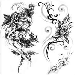 Oriental Lily Wz 243 R Tatuażu Kwiat Monika Tatuaże